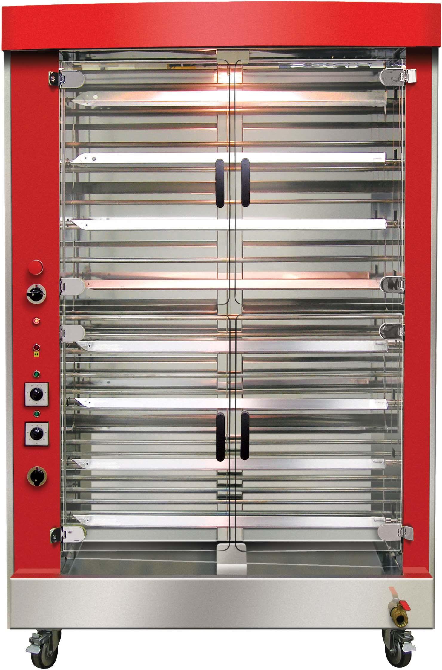 Rotisserie Concepts - Rotisol - Performance 1320.6 radiant