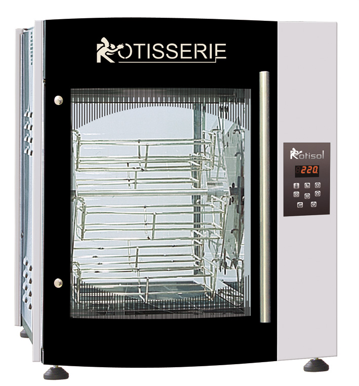 Rotisserie Concepts - Rotisol - FBP5.320-with-stand