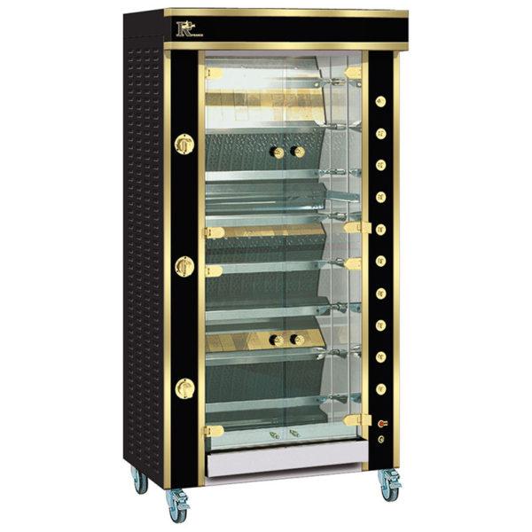 Rotisserie 975.8MLG black and brass